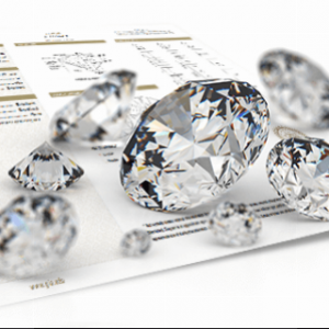 Our Certified Loose Diamond