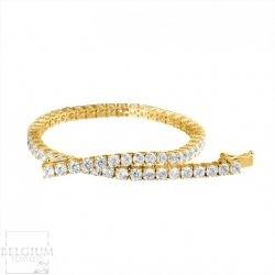 4-41-caraat-diamanten-tennisarmband-in-geel-goud