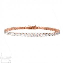 4-41-caraat-diamanten-tennisarmband-in-rood-goud (3)