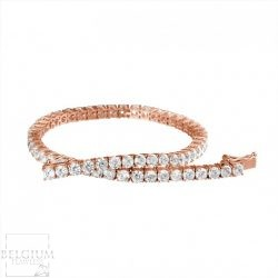 4-41-caraat-diamanten-tennisarmband-in-rood-goud